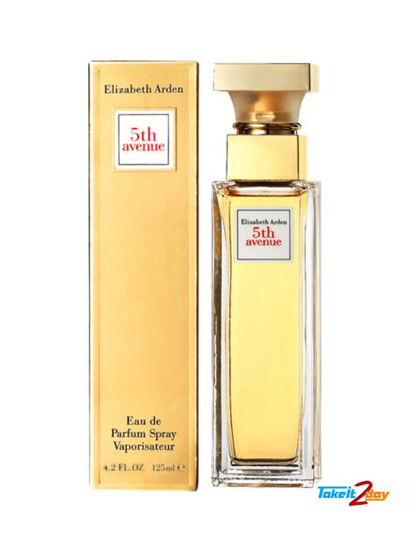 Elizabeth Arden 5th Avenue After Five Perfume For Woman 125 ML EDP. Click Image for Gallery
