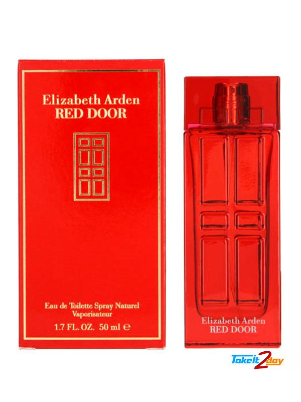 elizabeth arden red door perfume