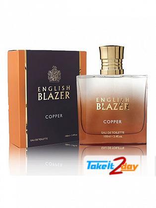 English Blazer Copper For Men 100 ML EDT