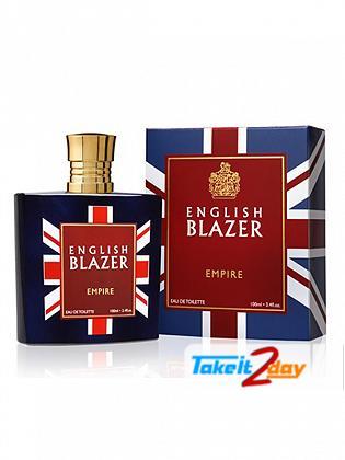 English Blazer Empire For Men 100 ML EDT