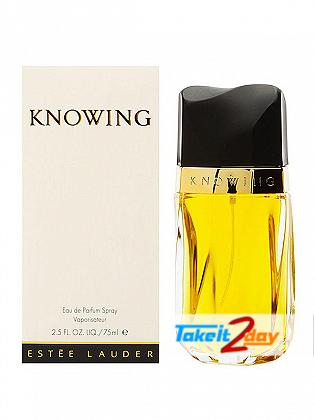 Estee Lauder Knowing Perfume For Women 75 ML EDP