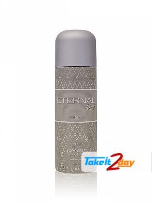 Eternal Love For Men Deodorant Body Spray For Men 200 ML