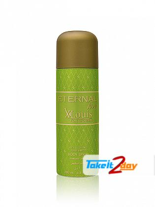 Eternal Love X Louis For Women Deodorant Body Spray For Women 200 ML
