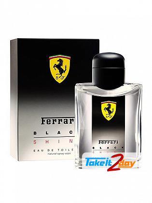 Ferrari Black Shine Perfume For Man 125 ML EDT