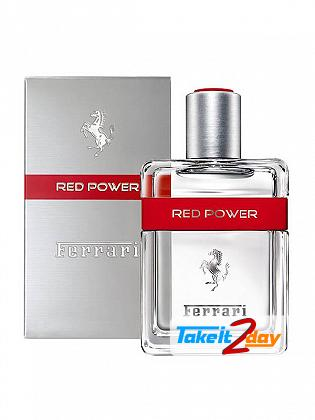 Ferrari Red Power Perfume For Man 125 ML EDT