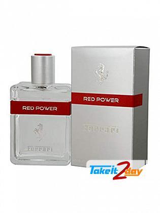 Ferrari Red Power Perfume For Man 75 ML EDT