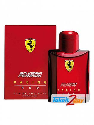 Ferrari Racing Red Perfume For Man 125 ML EDT