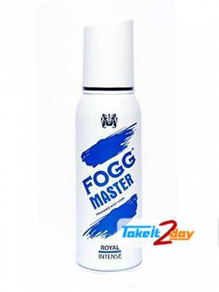 Fogg Master Royal Deodorant Body Spray For Men 120 ML