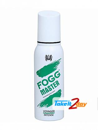 Fogg Master Voyager Deodorant Body Spray For Men 120 ML