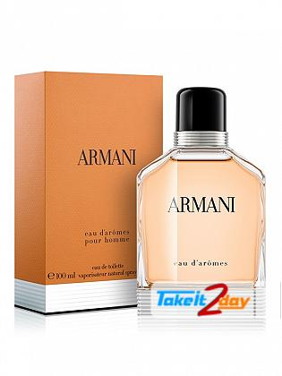 Giorgio Armani Armani Eau D Aromes Perfume For Men 100 ML EDT