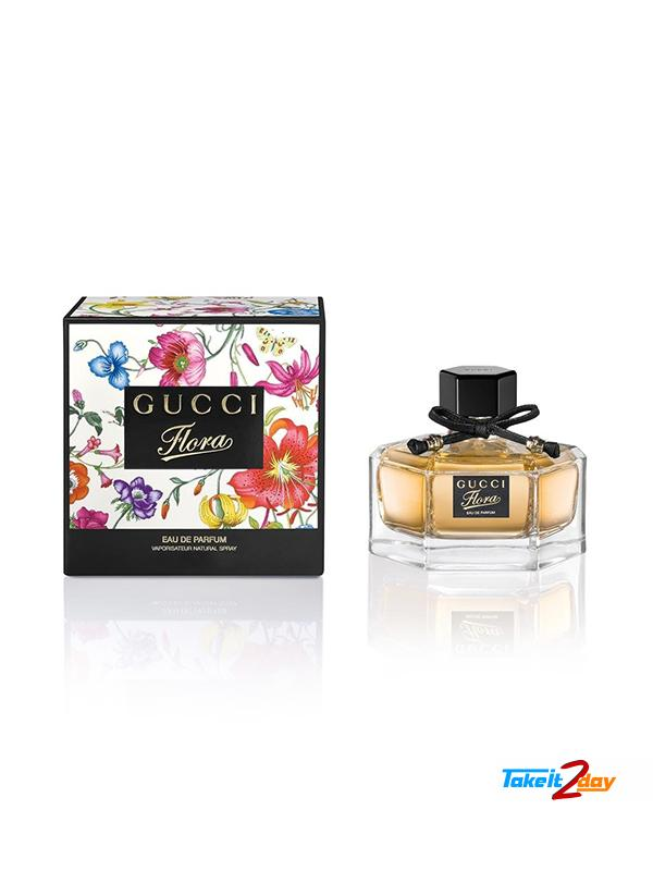 1843c0794 Gucci Flora Perfume For Women 75 ML EDP. Click Image for Gallery