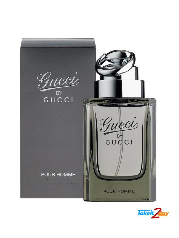 Gucci By Gucci Pour Homme Perfume For Man 50 Ml Edt