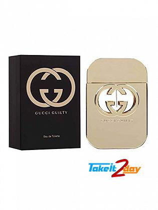 Gucci Guilty Perfume For Woman 75 ML EDT