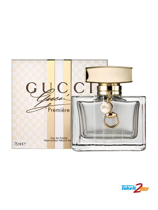 4f57f5817 Gucci Premiere Perfume For Women 75 ML EDP. Click Image for Gallery
