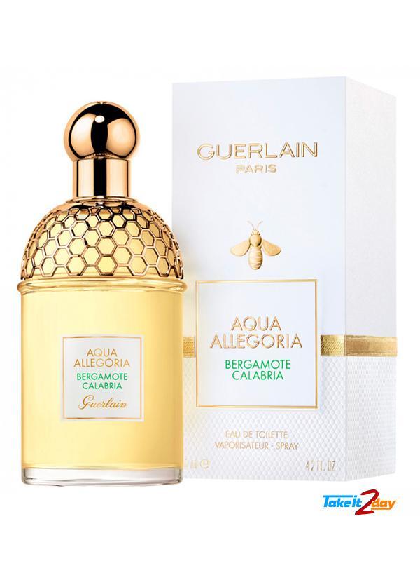 1d84b5ed9de Guerlain Aqua Allegoria Bergamote Calabria Perfume For Men And Women 75 ML  EDT. Click Image for Gallery