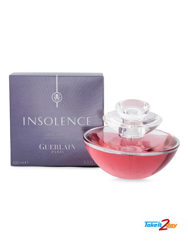 Guerlain Insolence Edt Perfume For Women 100 Ml shQrtdC