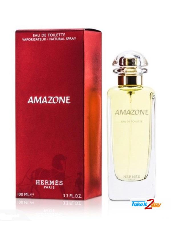 7b2562f3005 Hermes Amazone Perfume For Women 100 ML EDT