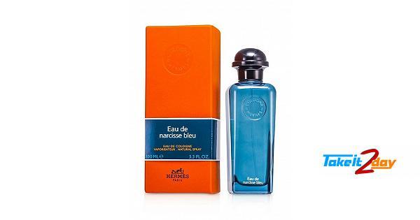 Hermes Eau De Narcisse Bleu Perfume For Women 100 Ml Edc