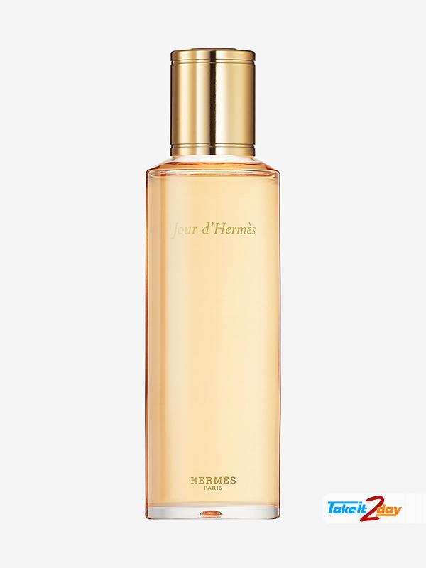 36327000010 Hermes Jour D Hermes Perfume For Women 125 ML EDP Refill