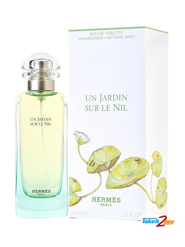 2d19c2ed37f Hermes Un Jardin Sur Le Nil Perfume For Men And Women 100 ML EDT. Click  Image for Gallery