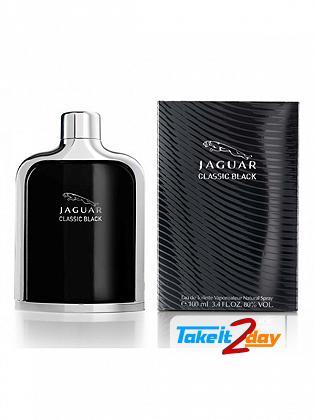 Jaguar Classic Black Perfume For Men 100 ML EDT