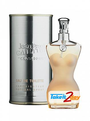 Jean Paul Gaultier Classique Perfume For Women 100 ML EDT