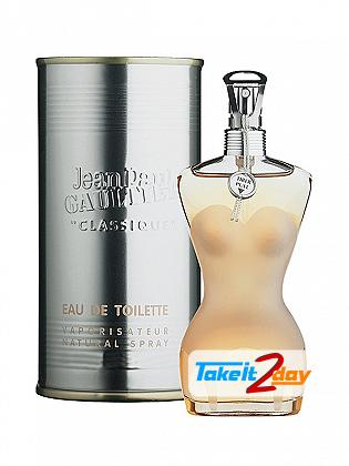 Jean Paul Gaultier Classique Perfume For Women 50 ML EDT