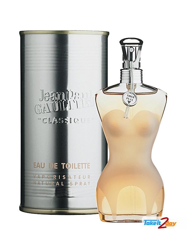 Jean Paul Gaultier Classique Perfume For Women 50 Ml Edt