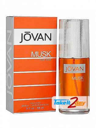 Jovan Musk Perfume For Man 90 ML EDC