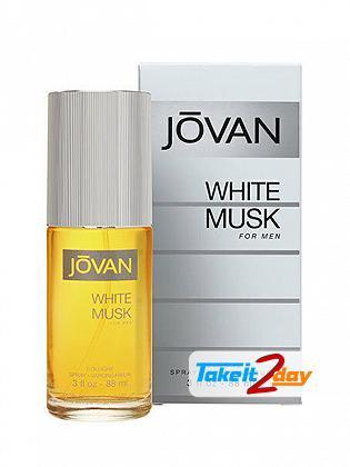 Jovan White Musk Perfume For Man 90 ML EDC