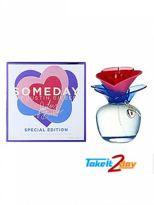 Justin Bieber Someday Special Edition Perfume For Women 100 ML EDT