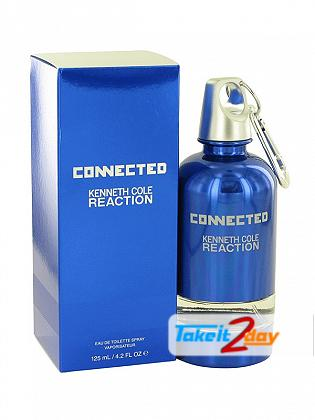 Kenneth Cole Connected Reaction Perfume For Man 125 ML EDT