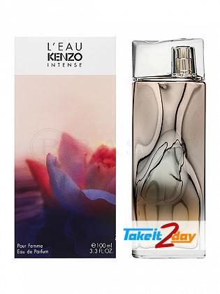 Kenzo L Eau Intense Perfume For Woman 100 ML EDP