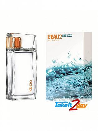 Kenzo L Eau 2 Kenzo Perfume For Man 100 ML EDT