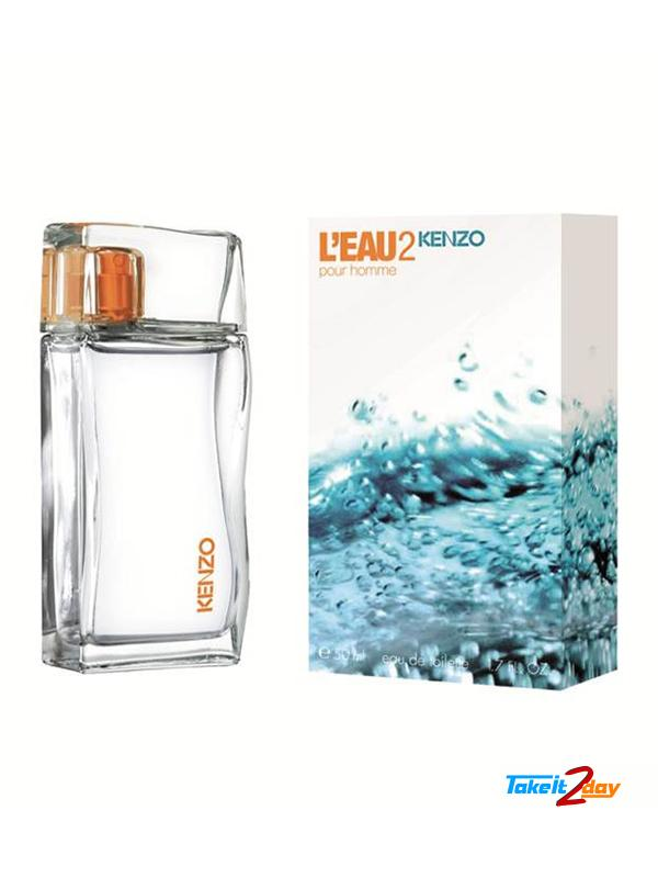 3522b4c30b2 Kenzo L Eau 2 Kenzo Perfume For Man 100 ML EDT. Click Image for Gallery