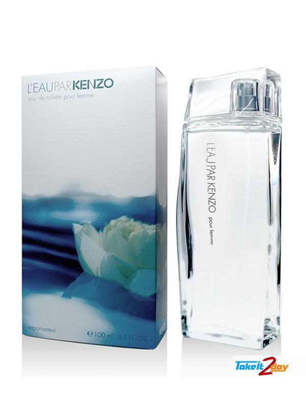 301762330d Kenzo L Eau Par Kenzo Perfume For Woman 100 ML EDT. Click Image for Gallery