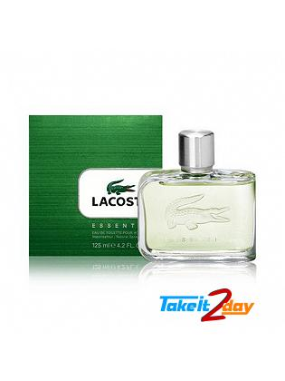 Lacoste Essential Perfume For Men 125 ML EDT