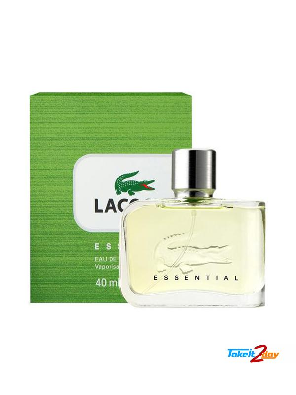 f2f27b55941 Lacoste Essential Perfume For Men 40 ML EDT. Click Image for Gallery