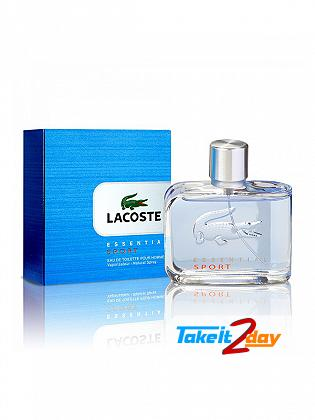 Lacoste Essential Sport Perfume For Men 125 ML EDT