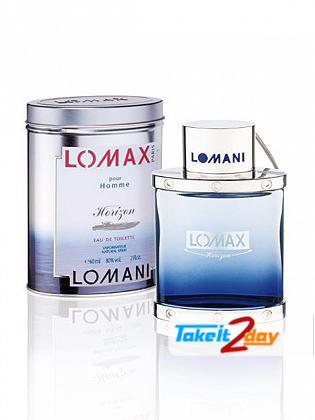 Lomani Lomax Horizon Perfume For Men 100 ML EDT