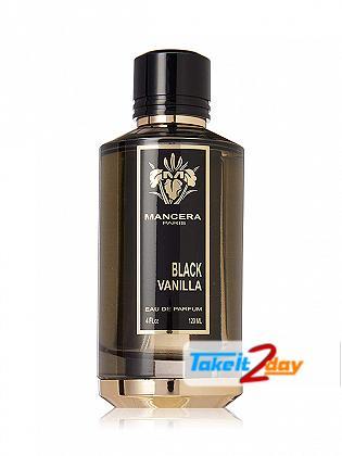 Mancera Black Vanilla Perfume For Women 120 ML EDP