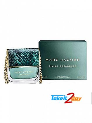 Marc Jacobs Divine Decadence Perfume For Women 100 ML EDP