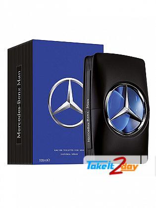 Mercedes Benz Man Perfume For Man 100 ML EDT