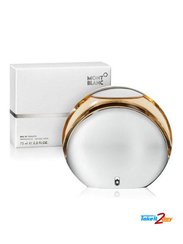 af73c474cca Mont Blanc Presence D Une Femme Perfume For Women 75 ML EDT. Click Image  for Gallery