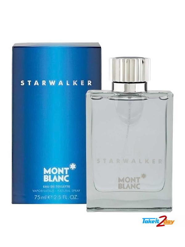 024bd22bafd Mont Blanc Starwalker Perfume For Men 75 ML EDT. Click Image for Gallery