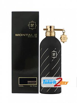 Montale Bakhoor Perfume For Man And Women 100 ML EDP