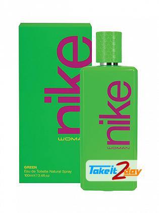 Nike Green Perfume For Women 100 ML EDT