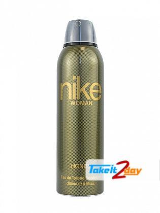 Nike Women Honey Deodorant Body Spray For Women 200 ML