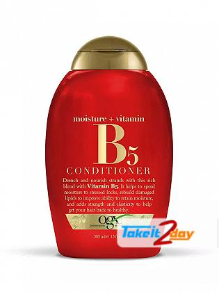Ogx B 5 Conditioner For Men And Women 385 ML