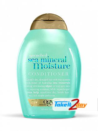 Ogx Sea Mineral Moisture Conditioner For Men And Women 385 ML